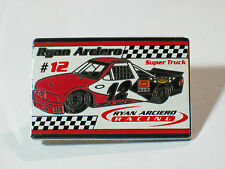 Ryan Arciero Off Road Truck Racing Pin  #12  ,  (224 **) *
