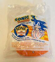 McDonalds Happy Meal Toy Saga Sonic The Hedgehog Sonic 1993 Sealed