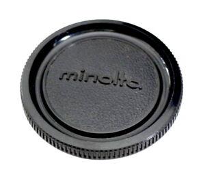 Minolta SR MD Manual Focus Camera Body Cap - CLASSIC - Genuine - PERFECT