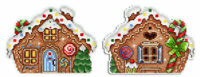 Counted Cross Stitch Kit MP STUDIO - Gingerbread house