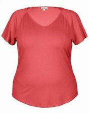 Autograph Viscose Tunic Solid Tops & Blouses for Women