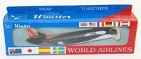 Wooster Southwest Airlines Boeing 737-300 Shamu Desk Top 1/200 Model Airplane