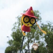 Cute Magic girl Antenna Balls Car Aerial Ball Antenna Topper Decor Pen Ball NEW