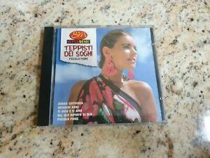 TEPPISTI DEI SOGNI - PICCOLO FIORE  MOCD 6053 CD