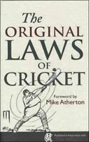 Original Laws of Cricket, Hardcover by Atherton, Mike (FRW); Rundell, Michael...