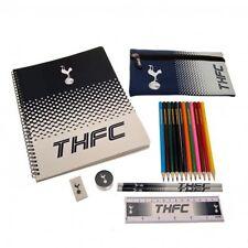 Tottenham Hotspurs FC Team Fade Ultimate Stationery Set Football Accessory Sport