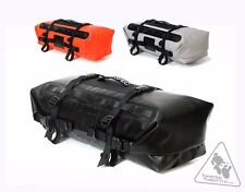 DrySpec D28 Dual-End Waterproof Motorcycle Dry Bag
