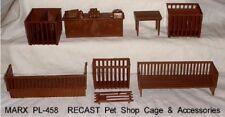 Marx reissue Pet Shop  furniture & accessories