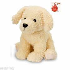 NEW~KEEL FLUFFY LABRADOR PUPPY-H8cm~GREAT STOCKING FILLER FOR ALL AGES!