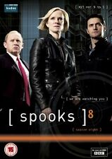 NEW - Spooks - BBC Series 8 (New Packaging) [DVD] 5030305107406
