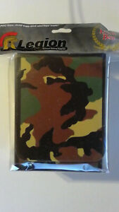 Green Camoflage - Deck Box for up to 100 Sleeved Cards for Mtg and Pokemon