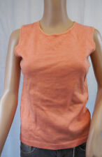 ★ EXXEL ★ 36 ~ orange ~ T-Shirt ~ Shirt ~ Top ~ 100% Wolle !! ~ NEU