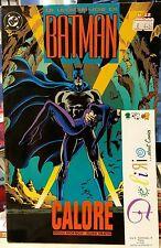 LE LEGGENDE DI BATMAN: CALORE - Ed. PLAY PRESS - SCONTO 20%