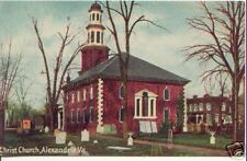 Christ Church ALEXANDRIA Va ~ VINTAGE