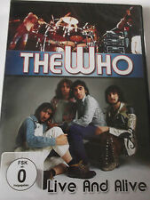 The Who - Live and alive - Baba O Riley - I'm a Boy - You better ..- Who are you