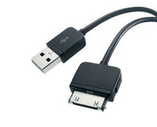 USB Sync Data Transfer Charging Cable Wire Cord for Microsoft Zune - Black [LOT]