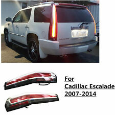 LED Tail Lights For 2007-2014 Cadillac Escalade / ESV 2016 Model Rear Lights