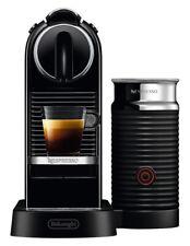 Nespresso by Delonghi Citiz & Milk Capsule Coffee Machine Black EN267BAE