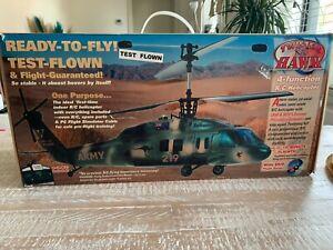 Twister Hawk Australian Army R/C Helicopter