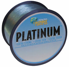 Platypus Platinum Fishing Line - Extra Thin, Extra Strong - 6 lb World's Best!