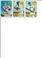 2018 Topps Heritage Baseball SP 407 Lewis Brinson SP