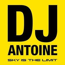 DJ ANTOINE = Sky is the Limit = 3CD = ELECTRO HOUSE DANCE GROOVES !!!