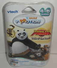 vtech V MOTION Kung Fu Panda Ages 4-6 Interactive E-Reading Path of the V smile