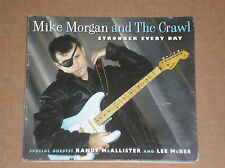 MIKE MORGAN AND THE CRAWL - STRONGER EVERY DAY - CD