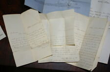 Civil War Letters Union Soldier Died, letters to wife. William Dinsmore
