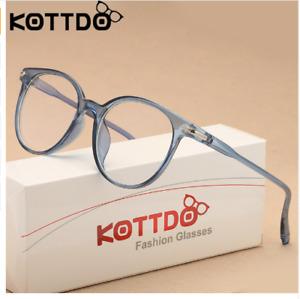Fashion Clear Glasses Eyewear EyeGlasses Frames For Women Men Transparent Retro