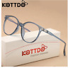 Fashion Clear Glasses Eyewear EyeGlasses Frames For Women Men Transparent Retro