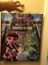 SDCC 2016 Comic Con Monster High Tote Bag, New!