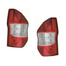 For Ford Transit Courier B460 Van 3/2014-On Rear Tail Lights Lamps Pair OS NS