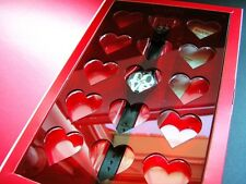 ENIGMATIC LOVE! V-Day Swatch in CANDY HEART MOLD PKG By ROBERT INDIANA-NIP!