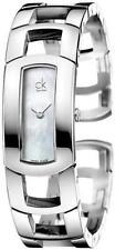 Calvin Klein Ladies Half Bangle Dress Watch K3Y2M11G - RRP £259