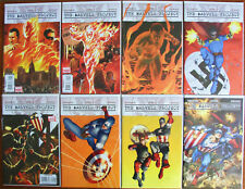 THE MARVELS PROJECT #1-8 Complete Series NM/MT Brubaker Stewart CAPTAIN AMERICA