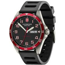 Victorinox Swiss Army Men's Watch Fieldforce Sport Quartz Black Dial 249168