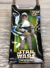 1997 Star Wars Action Collection Luke Skywalker In Hoth Gear! NIB