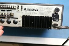 Standard Agile Omni Broadcast Mt830 with 2 Subcarrier Modules Cad800B, Cad800C