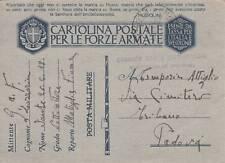 9053) WW2 CROAZIA, GAF, BOLLO COMANDO XXVI C SOTTOSETTORE MATTUGLIE (FIUME).