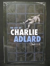 THE ART OF CHARLIE ADLARD HARDCOVER *SIGNED SEALED NM THE WALKING DEAD TWD AMC