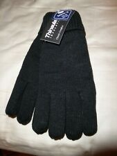 NWT Wool Driving Walking Gloves 3M Thinsulate Lined Mens  One Size
