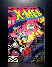 COMICS: Marvel: Uncanny X-men #248 (1989), 1st Jim Lee X-men - RARE
