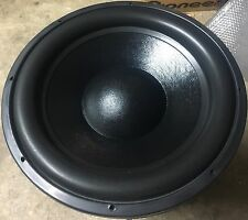 "New Old School Concept LMT-15 Quad 4 15"" Competition Subwoofer,RARE,USA,NIB,NOS"