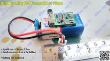 High Quality Micro FM Transmitter module Hobby Electronics Micro