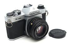 Pentax K1000 35mm SLR Camera - SMC Pentax-M 50mm F1.7 Lens, UK Dealer