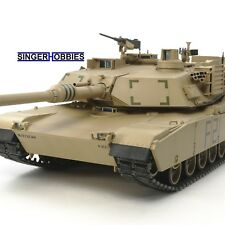 Tamiya 1/16 U.S. Main RC Battle Tank M1A2 Abrams Full-Option Kit TAM56041 HH