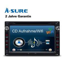AUTORADIO Navi DVD GPS VW GOLF 4 PASSAT B5 BORA T5 SHARAN CD Übertragung 3G Wifi