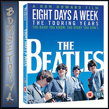 THE BEATLES - EIGHT DAYS A WEEK - THE TOURING YEARS  *BRAND NEW DVD *