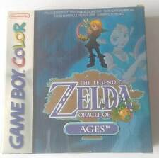 Nintendo Gameboy Color GBC Zelda Oracle of Ages near mint NO GAME READ INFO